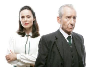 Doña Blanca y Don Emilio
