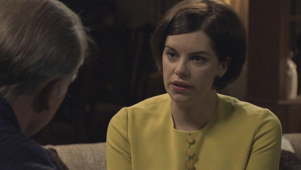Marta quiere contarle la verdad a Jaime