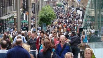 La población mundial sigue en aumento