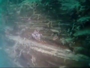 Frame 17.768761 de: Localizan un barco perdido hace 168 años en los hielos del Ártico