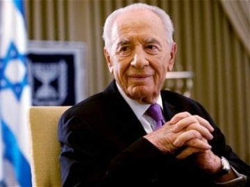 El expresidente israelí Simon Peres.