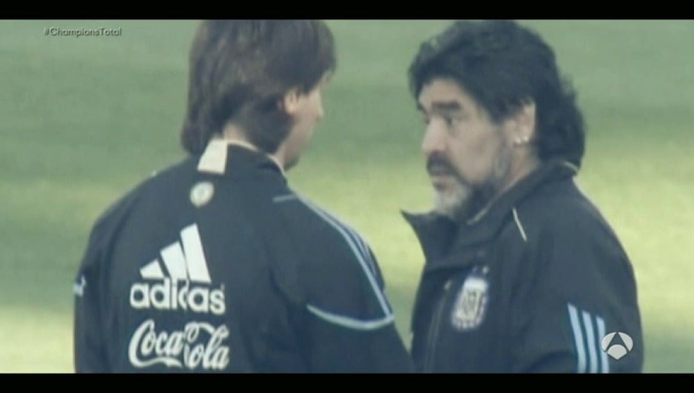 Frame 31.116059 de: El día en el que Maradona cambió
