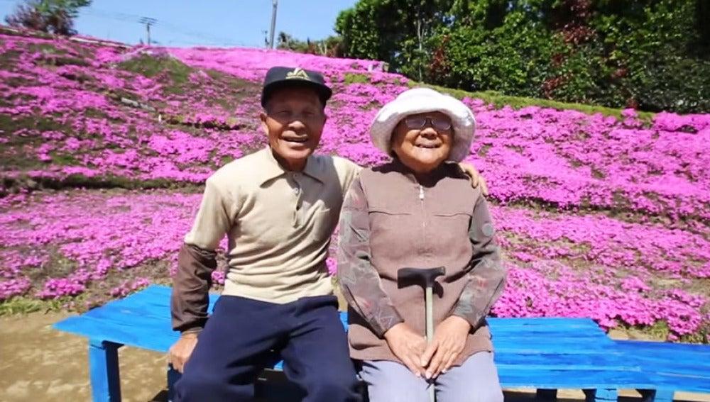 El señor y la señora Kuroki