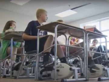 Una profesora de Carolina del Norte llamada Bethany Lambeth, tuvo una idea brillante idea para reducir el déficit de atención de sus alumnos