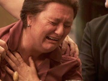 Rosario desolada por Mariana