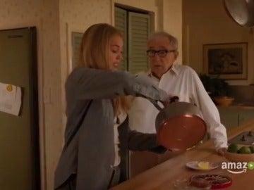 Frame 51.537128 de: Woody Allen, protagonista de su serie 'Crisis in six scenes'