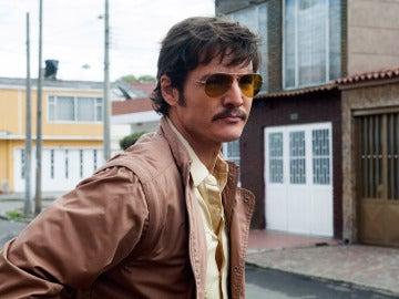 Pedro Pascal en 'Narcos'