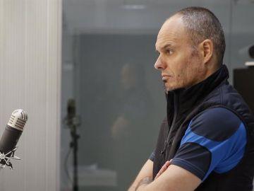 El ex responsable del aparato militar de ETA, Mikel Kabikoitz Carrera Sarobe, alias 'Ata'