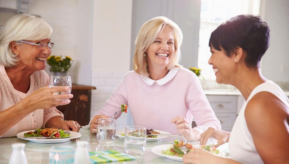 ¿Qué comer a cada edad para no ganar peso?