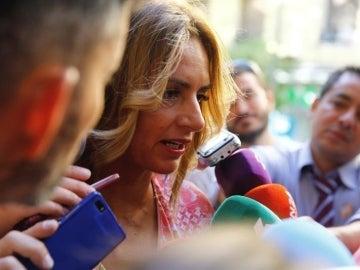 La socialista Susana Sumelzo