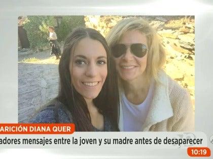Antena 3 tv el m vil de diana quer vuelve a estar 39 en for Espejo publico diana quer
