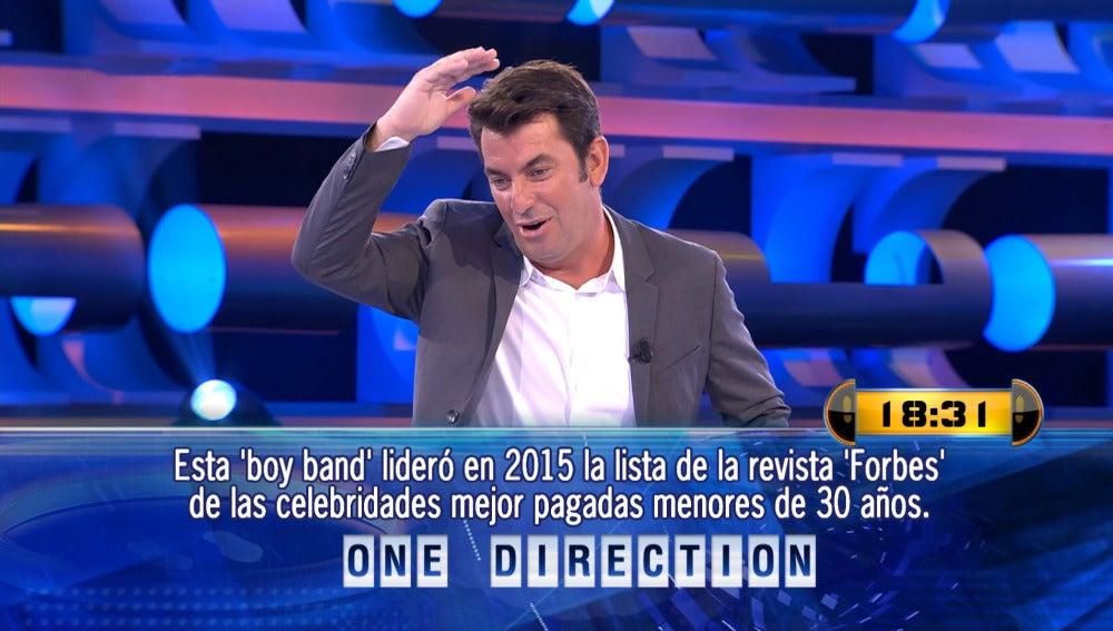 ¿Cómo era la canción de los One Direction?