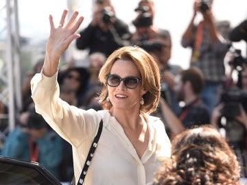 Así ha sido la llegada de Sigourney Weaver a San Sebastián