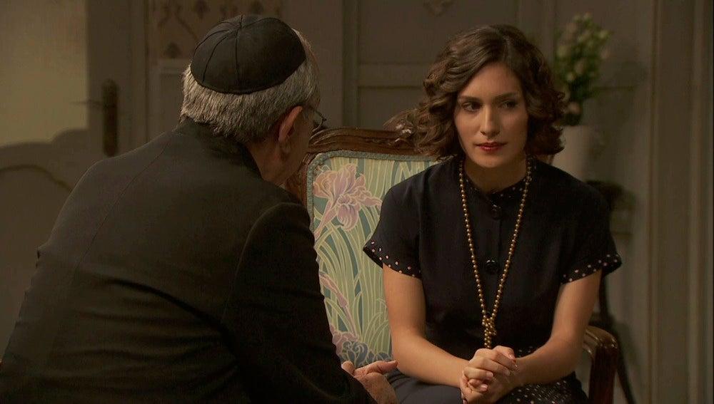 Camila quiere confesar lo que vivió con Elías