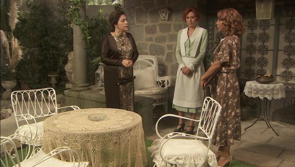 ¿A qué le teme Doña Francisca Montenegro?