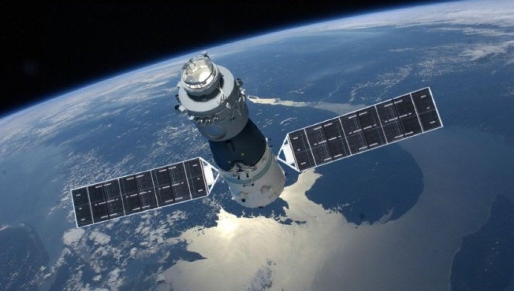 Estación espacial Tiangong-1