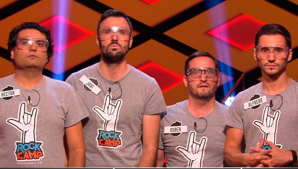 Los 'Rockcampers' acaban con los 'Uep!' en la semana de campeones de '¡Boom!'