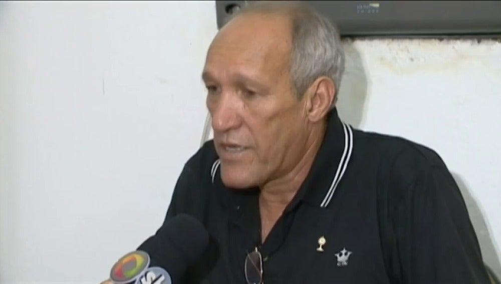 Frame 0.0 de: El padre de la mujer brasileña asesinada en España niega que fueran narcotraficantes