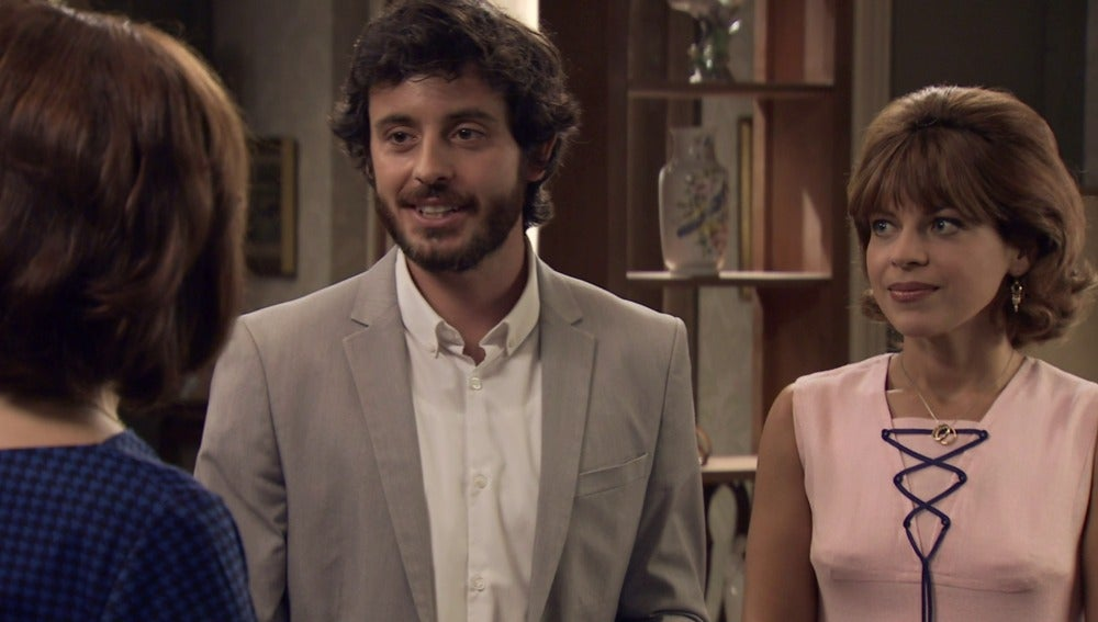 Jaime y Nuria comienzan una relación