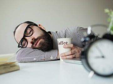 Quedarse dormido en el trabajo