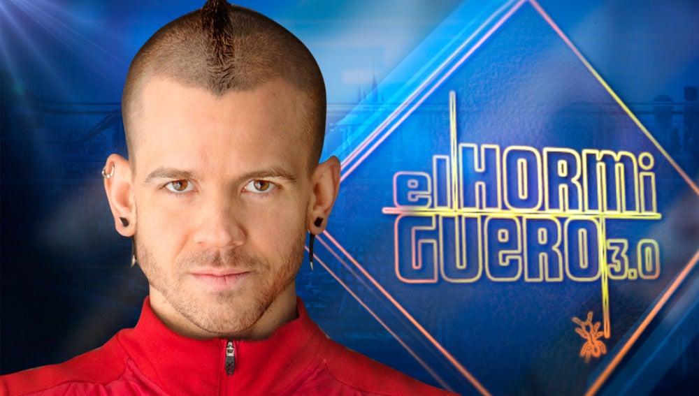 Dabiz Muñoz en 'El Hormiguero 3.0'