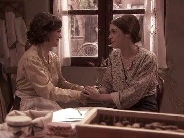 Frame 45.761323 de: Gracia recuerda los buenos momentos que pasó con Mariana