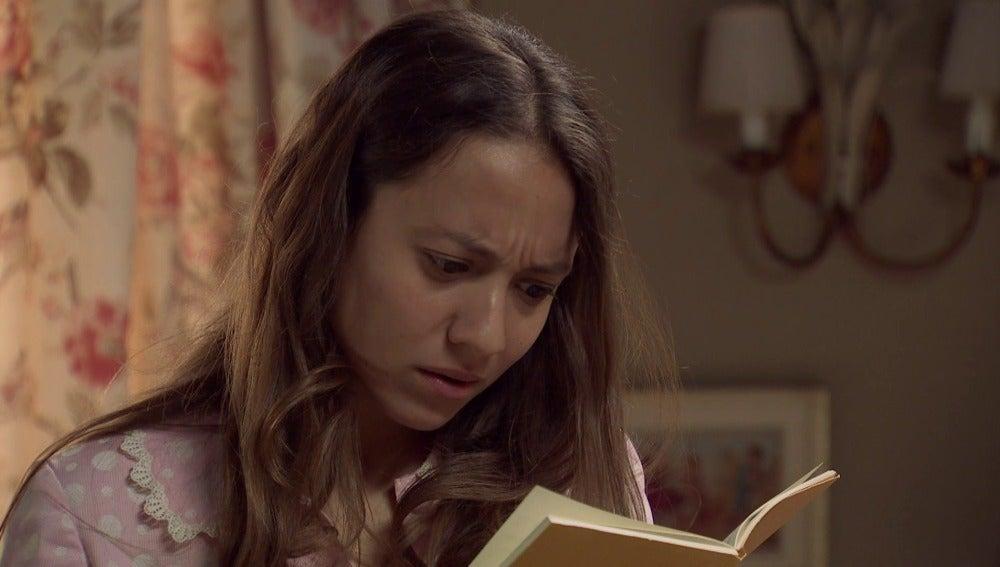 Alba descubre qué pasó entre Rafael y su hermana