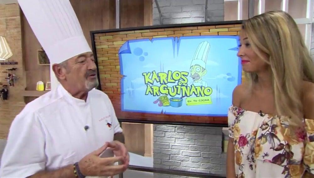 Frame 2.27311 de: Los mejores chistes de la semana de Karlos Arguiñano