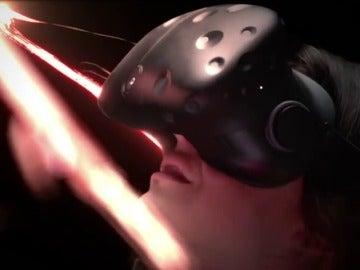 Frame 16.39188 de: Realidad virtual para jugar en el Hospital Infantil Niño Jesús