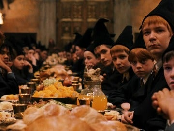 Banquete de Hogwarts