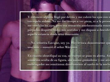 Los encuentros apasionados de Alberto Márquez y Adele Lavigne