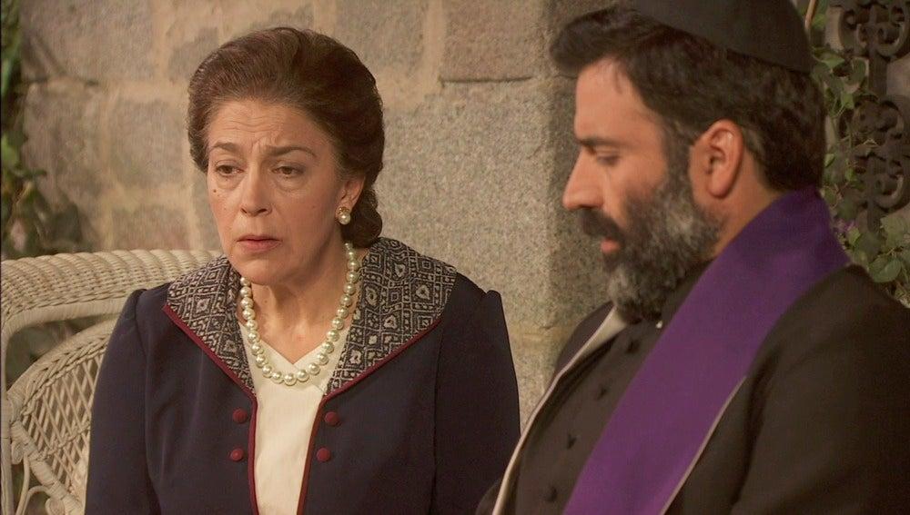 ¿Contará Francisca por fin todos los crímenes de Garrigues?