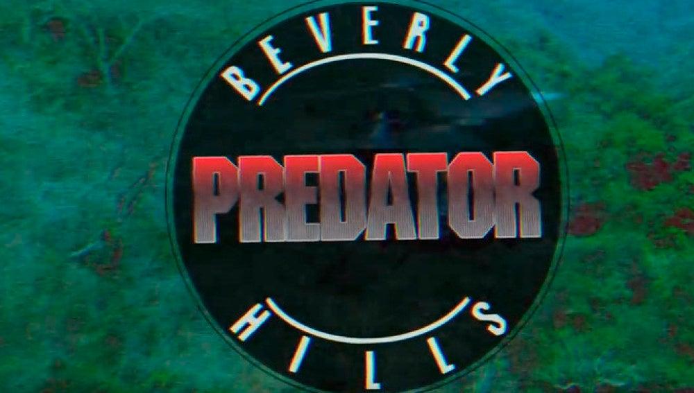 Crossover de 'Sensación de Vivir' con 'Depredador'