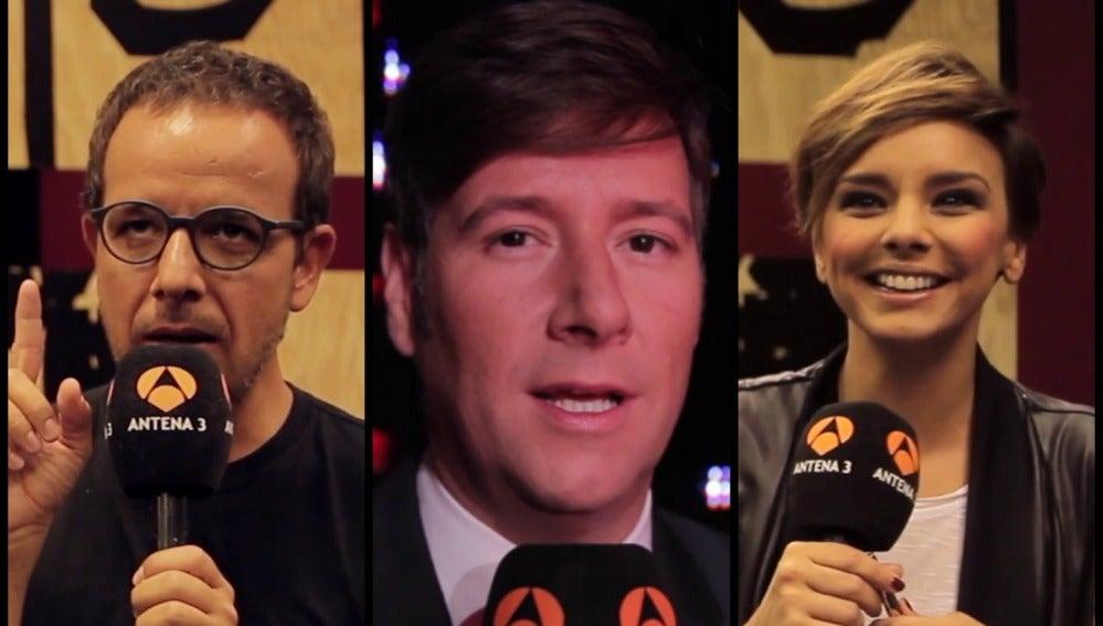 El jurado de 'Tu cara me suena' valora el casting de la quinta ediicón