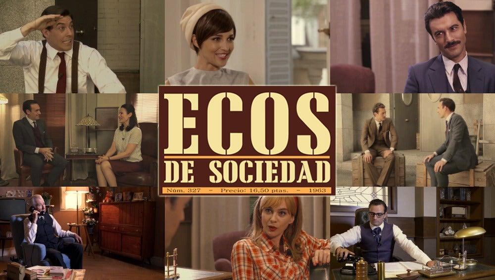 Así es 'Eco de Sociedad': Las preguntas más indiscretas, las respuestas más sorprendentes
