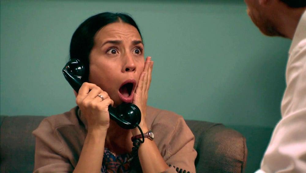 Marcelino y Manolita se quedan boquiabiertos ante la llamada de Leonor