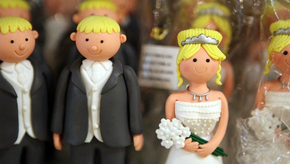 Figuras boda