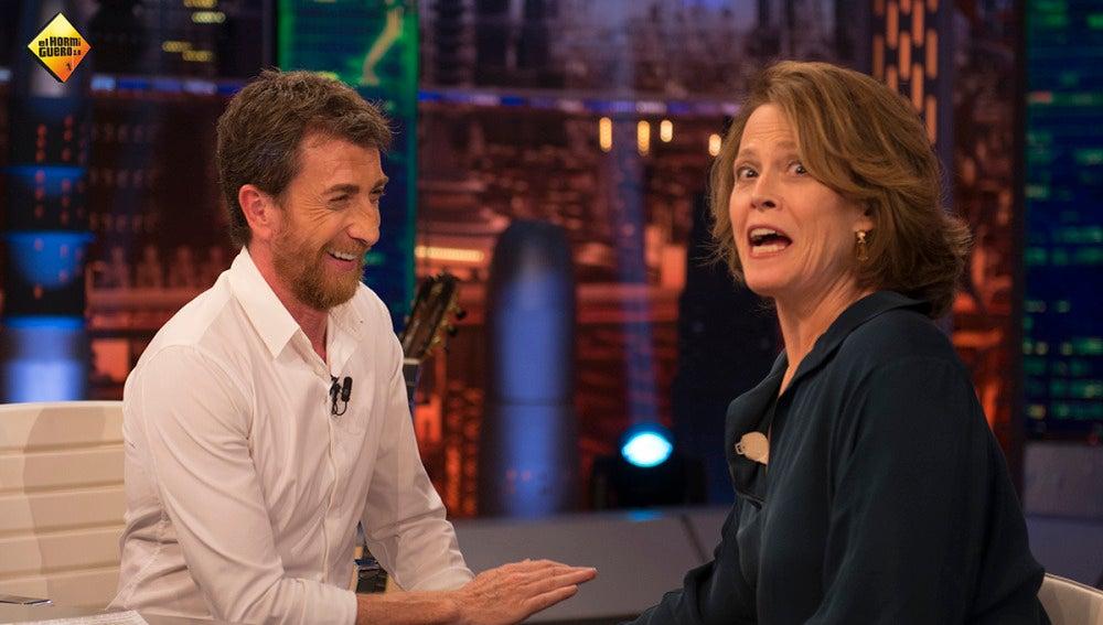 Sigourney Weaver confirma que formará parte del reparto de 'Alien 5'