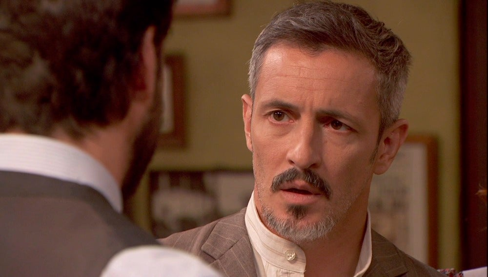 Lucas confirma el grave estado de Rosario