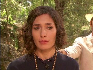 Un forastero amenaza a Camila, ¿quién es?