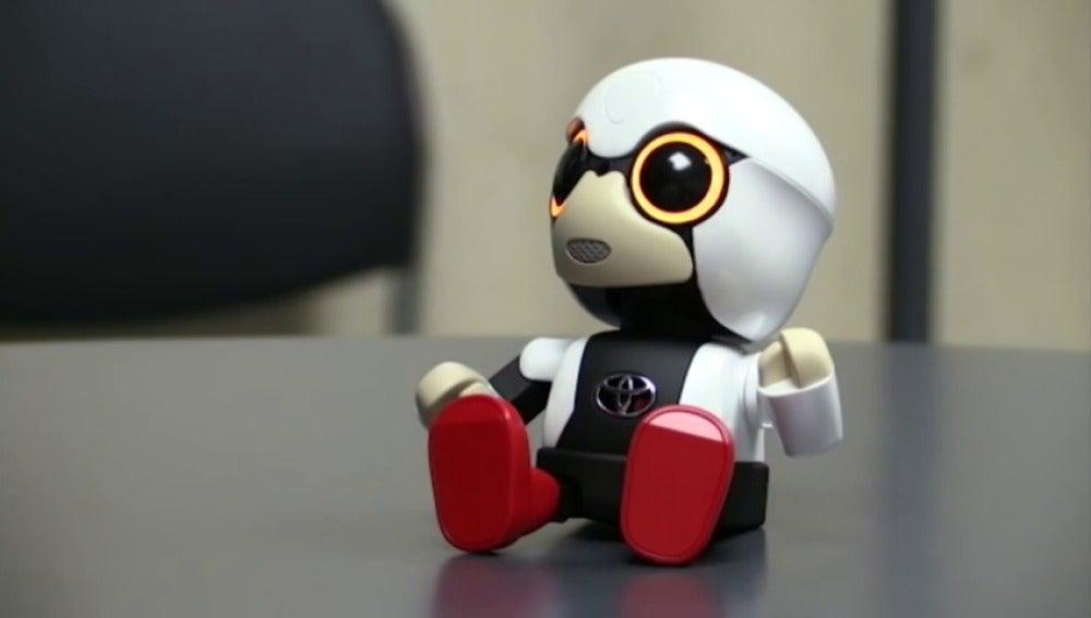 Frame 4.921688 de: El Robot mini Kirobo saldrá a la venta en 2017