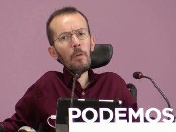 Frame 7.424485 de: Si permiten gobernar a Rajoy revisarán su apoyo a gobiernos del PSOE