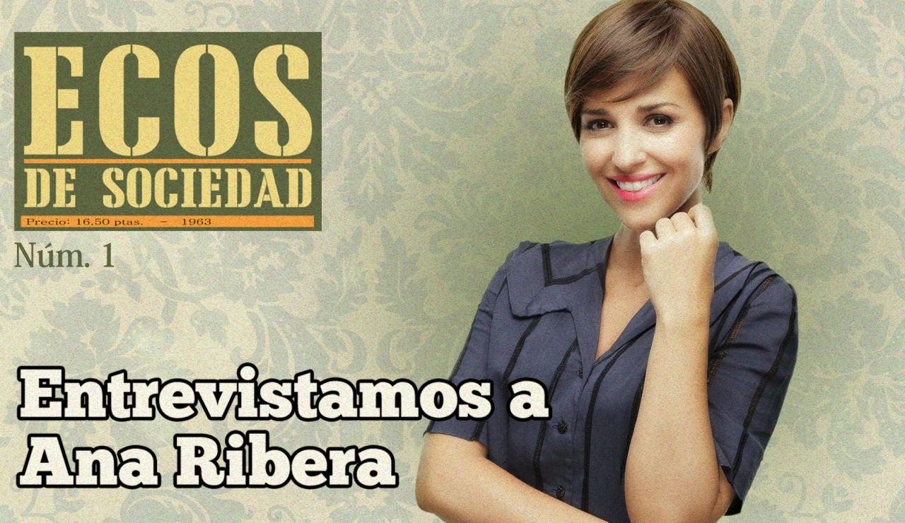 Ana Ribera regresa a las galerías triunfadora y enamorada | Paula Echevarría, Ecos de sociedad
