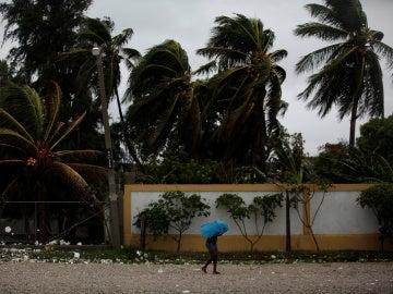 Huracán Matthew en Haití