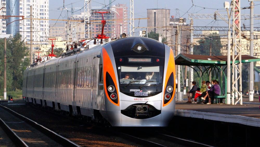 El tren como forma de viajar por Europa