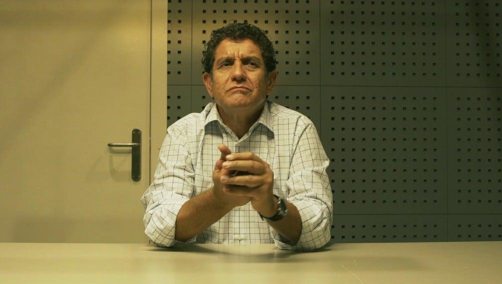 Interrogatorio a Juan Rueda