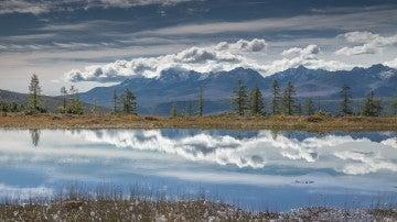 El lago de los reflejos (07-10-2016)