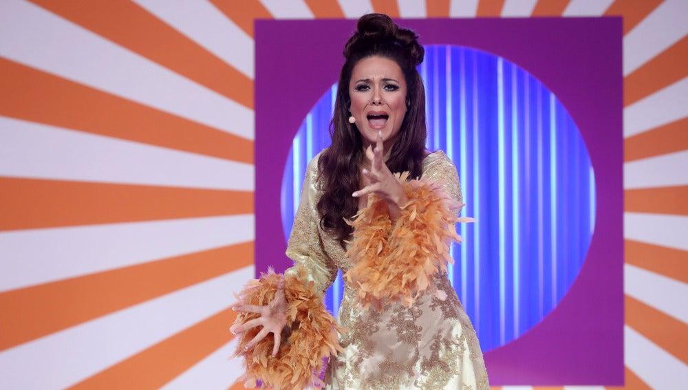Lorena Gómez imita a Marifé de Triana en 'Tu cara me suena'