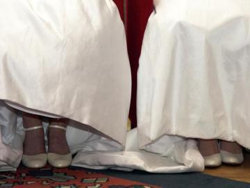 Dos mujeres se casan