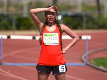 Frame 29.568818 de: Beatriz Luengo se prepara para 'Tu Cara me Suena' en los JJOO de Río 2016